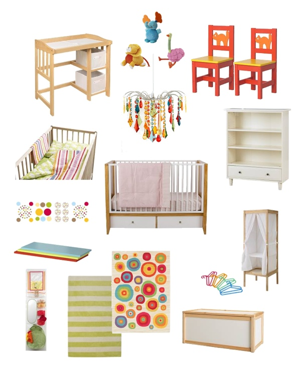 Whimsical Sunrise Nursery