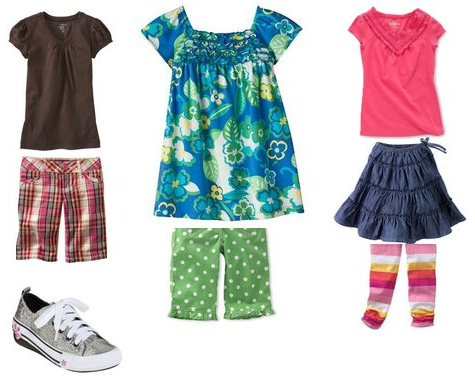 Clothing for First Grade