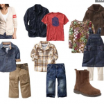 What to wear for Outdoor Family Photos