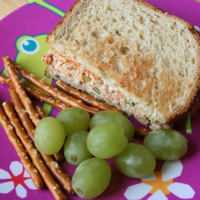 Sriracha Tuna Fish Sandwich