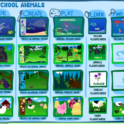 Fun Online Learning Site for Kids