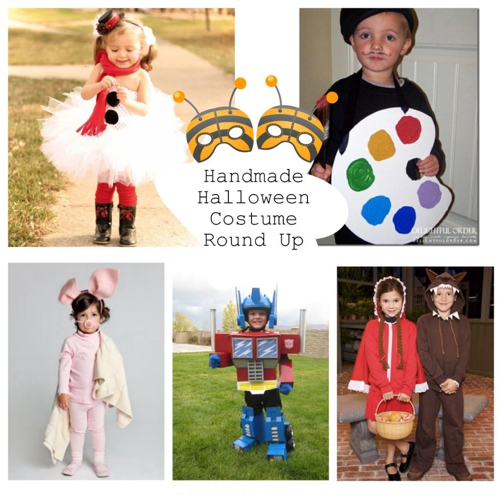 handmade halloween costumes