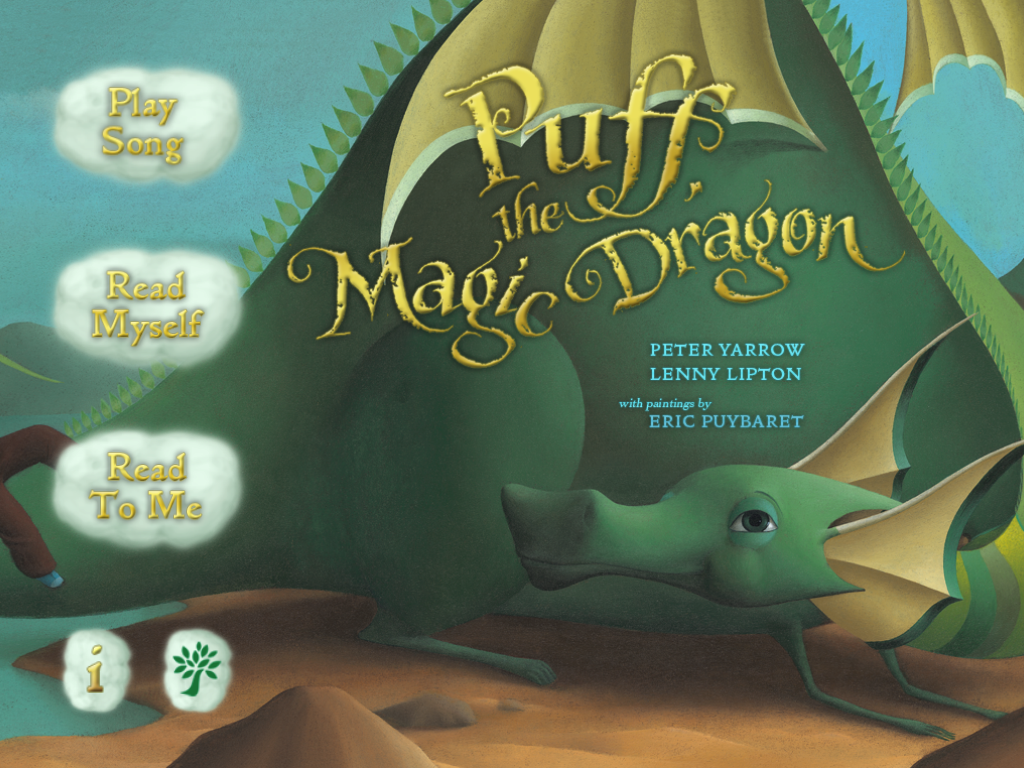 puff the magic dragon  ing to a mobile device near you