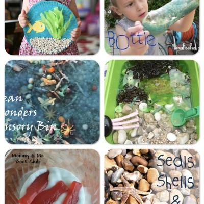 World Oceans Day for kids