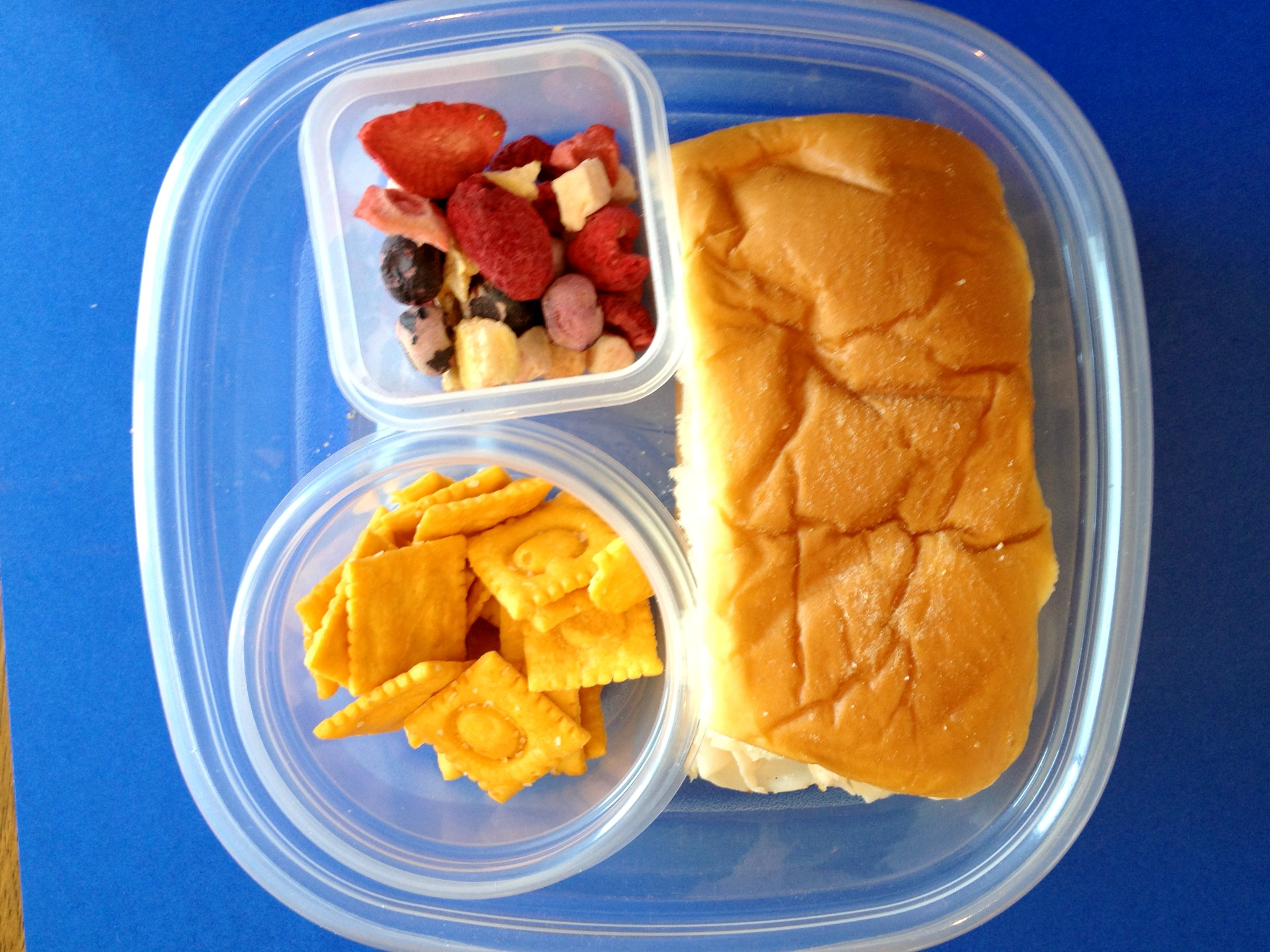 School lunch idea mini hawaiian subs for Healthy home designs