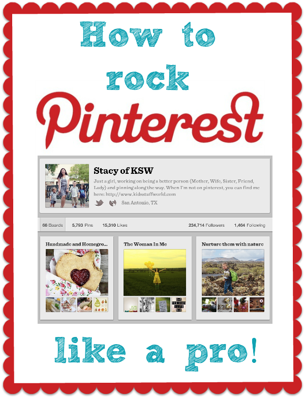 How to Rock Pinterest Like a Pro! #blogging