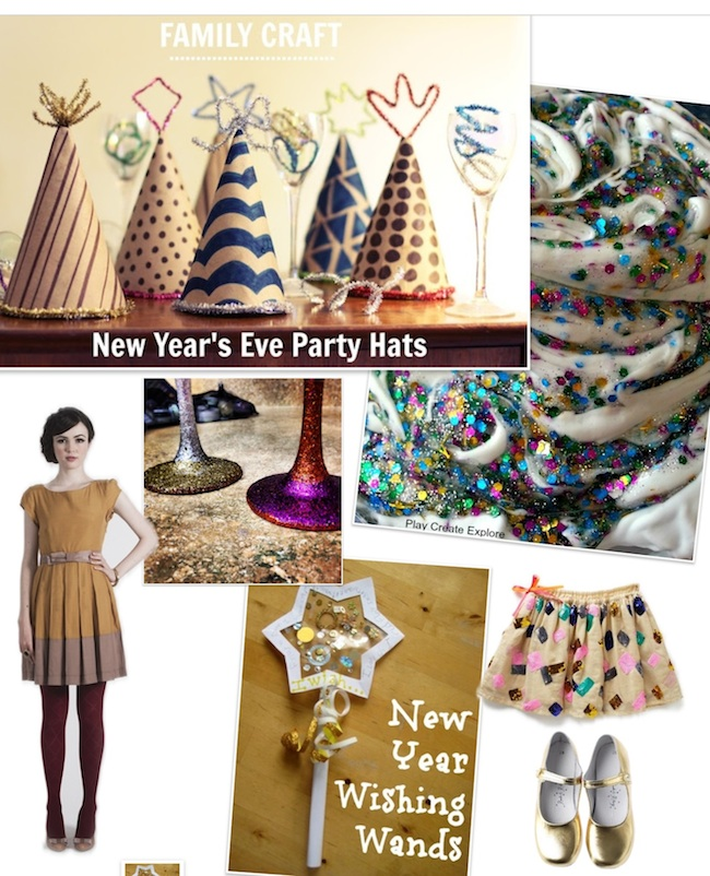 ideas for New Years Eve
