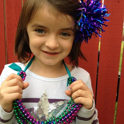 Dollar Store Statement Necklace: Gifts Kids Can Make