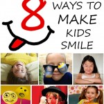 how to make kids smile