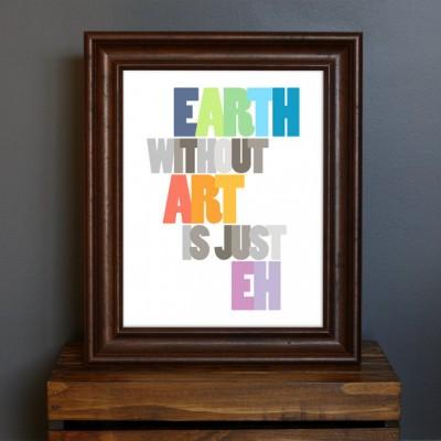 Art Room Aid for Teachers