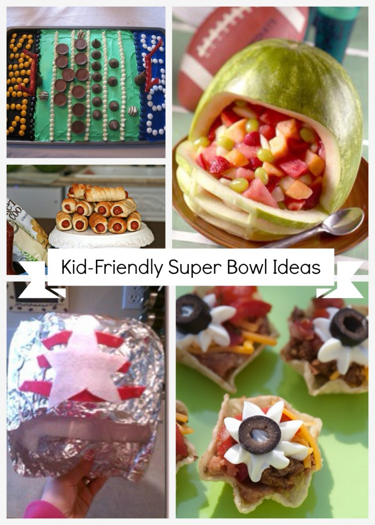 super bowl party for kids
