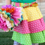 she and me designs spring apron