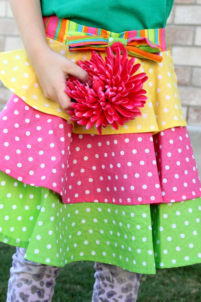 cute kids apron