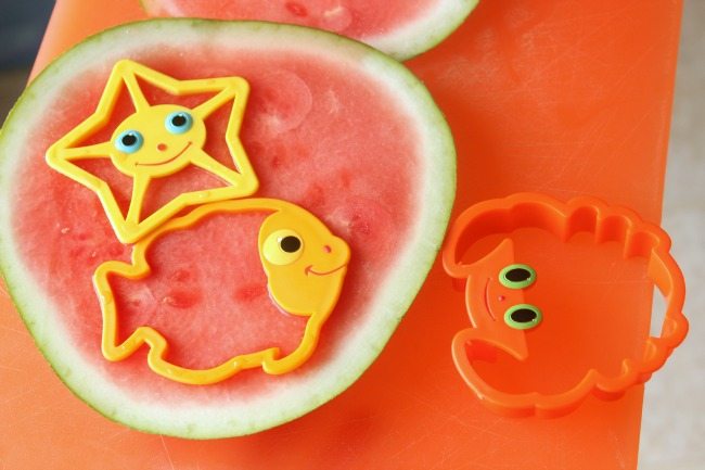 Cute Watermelon Shapes | Kids Stuff World