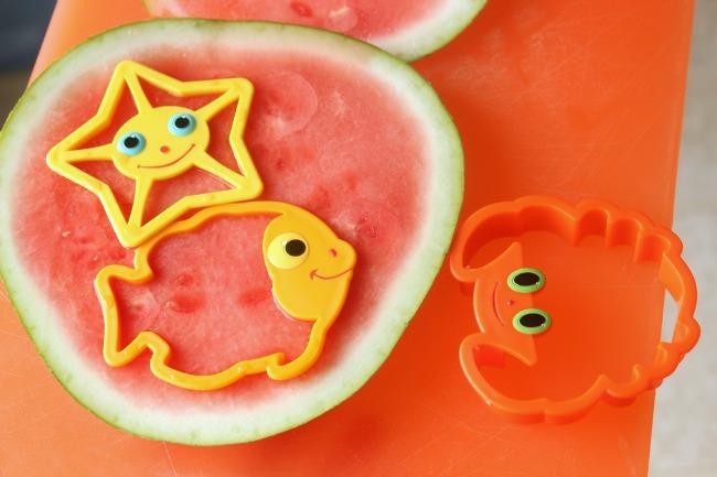 Cute Watermelon Shapes | Kids Stuff World