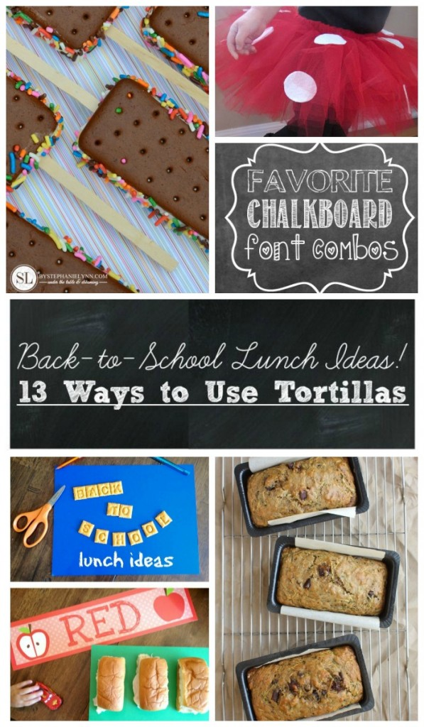 Popular on Pinterest this week: Chocolate, Chalkboards and Tutus