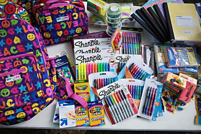 school supply drive for teachers organized by Kids Stuff World & SA Bloggers