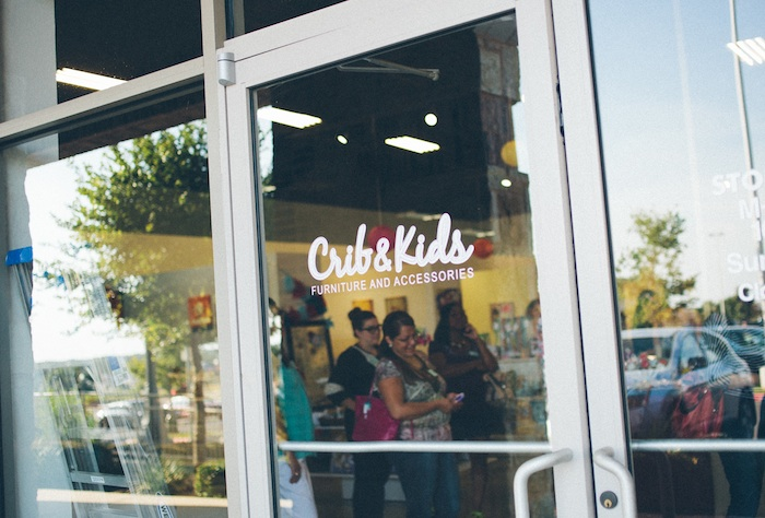 Crib & Kids -- the cutest little baby store in all of San Antonio!