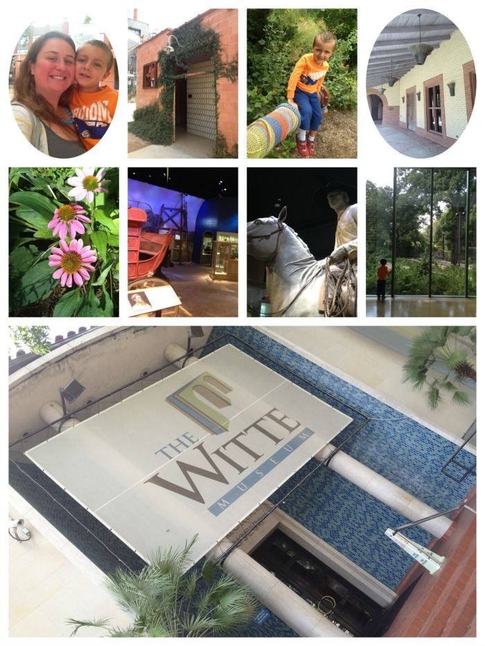 A day in downtown San Antonio - the Pearl, the Riverwalk, and the Witte Museum