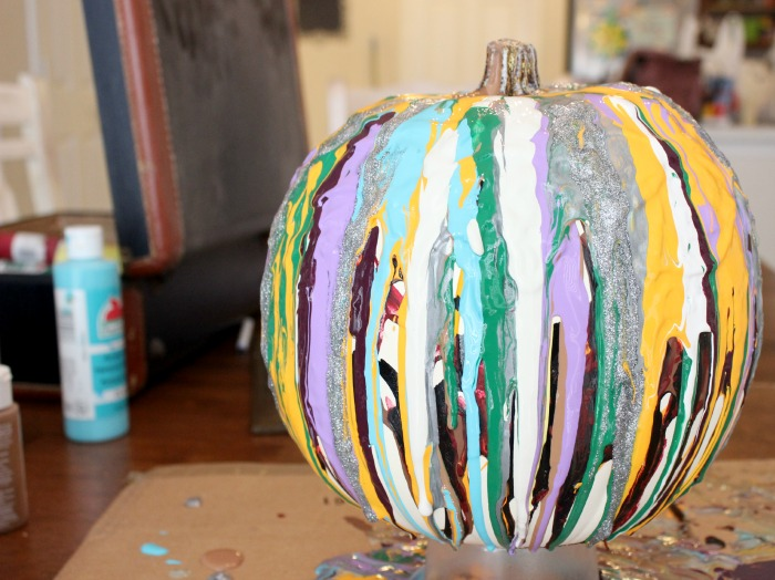 Here's a pumpkin craft perfect for preschoolers