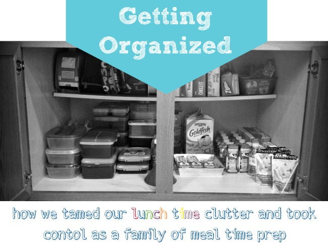 Getting Organized: Taking control of container madness
