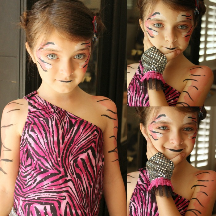 Fun with Facepaint: Take dress-up up a notch with simple face painting techniques