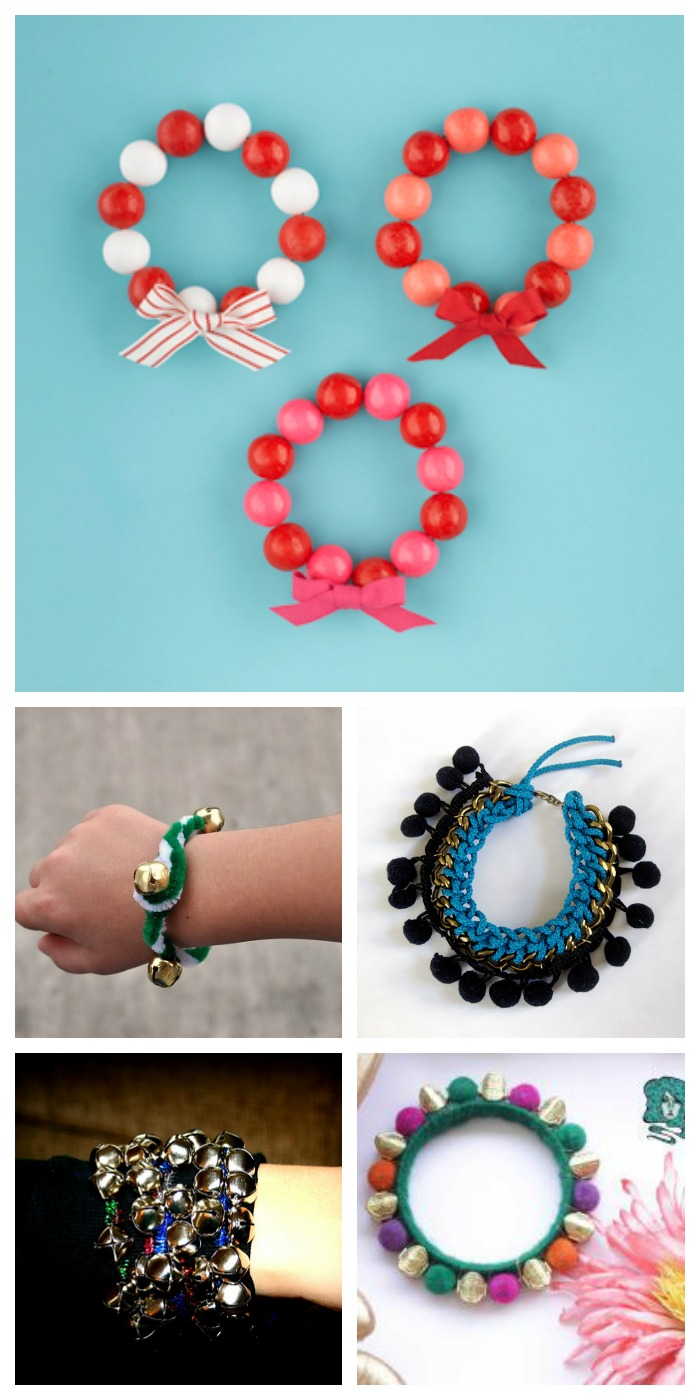 Collecting DIY bracelet ideas to do with the kids over the holidays #ThisisBing