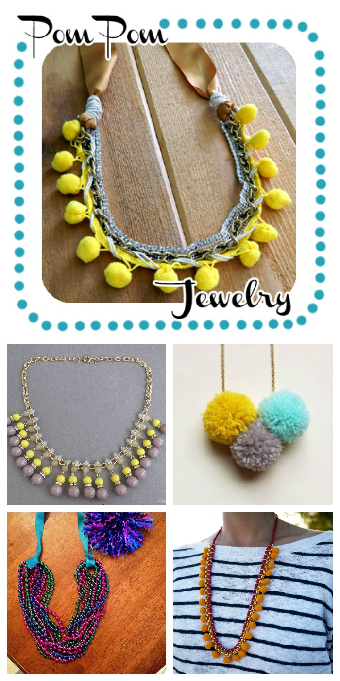 Collecting DIY necklace ideas to make for the holiday gifts #ThisisBing