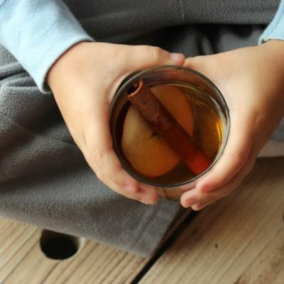 Share the Season: Hot Apple Cider