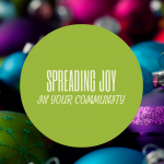 Simple ways to get your family involved and spreading joy in the community