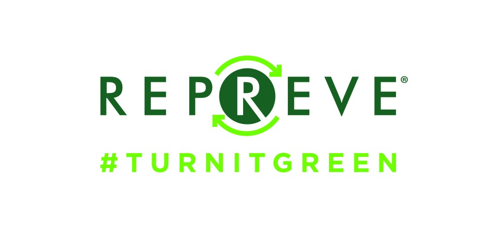 Tell Repreve how you #TurnItGreen for a chance to win $5,000! More details if you click the link