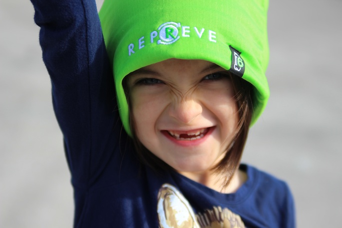Recycling is cool. Wear what you believe. Repreve #TurnItGreen