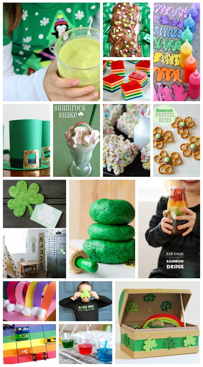 A St. Patrick's Day guide to family fun