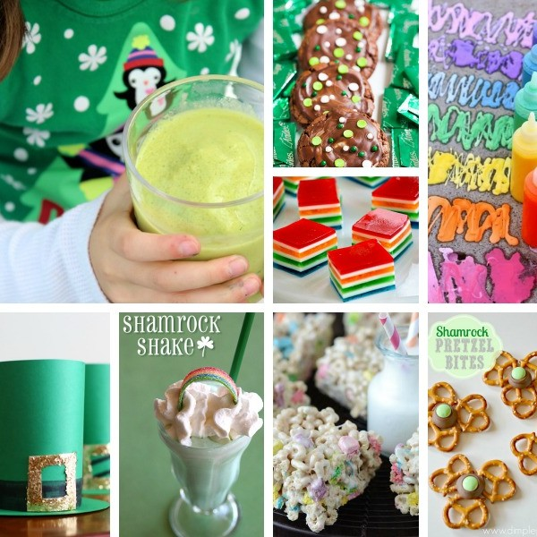St. Patrick's Day Family Fun Guide