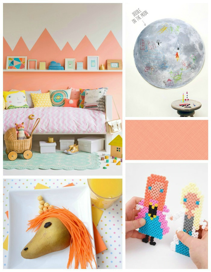 Cute ideas for kids rooms and things spotted on KSW