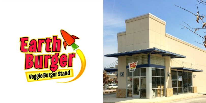 Earth Burger Veggie Burger Stand coming to San Antonio