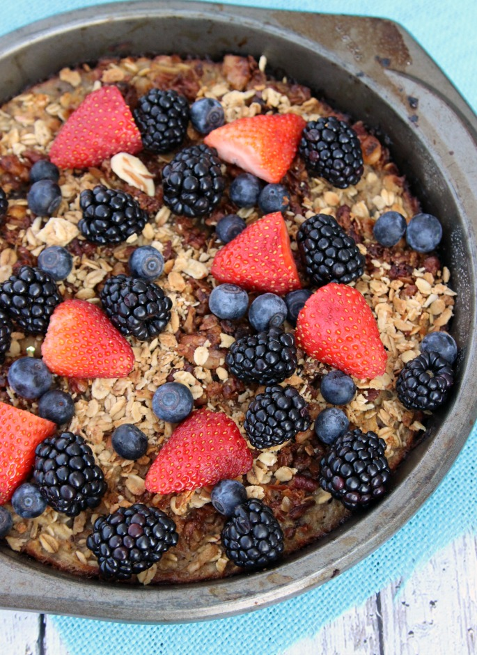 most healthy fruit in the world healthy baked oatmeal with fruit