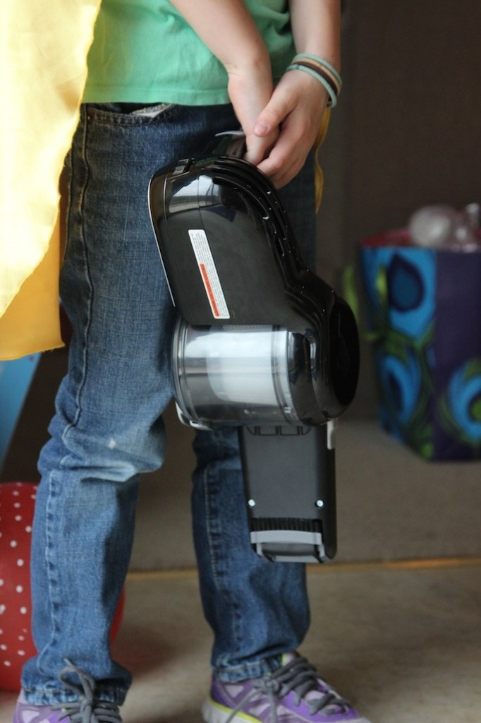 We put the BLACK+DECKER Pivot Vac to the test, find out how it handled our everyday messes