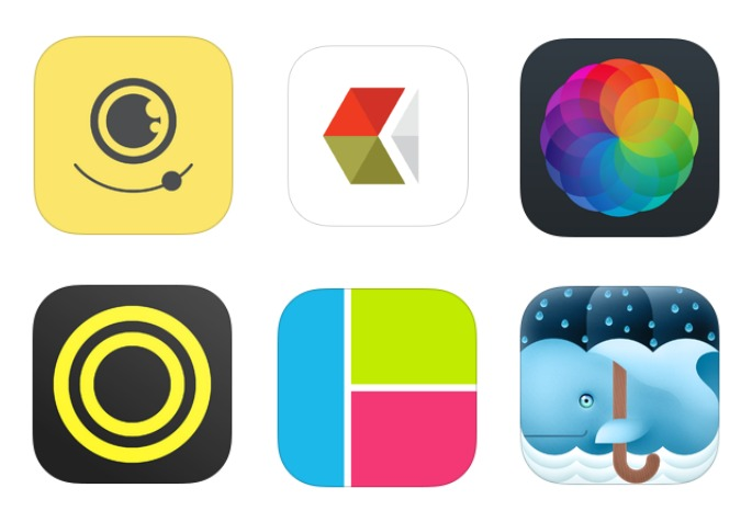 My favorite photo editing apps, use at least one of these a day