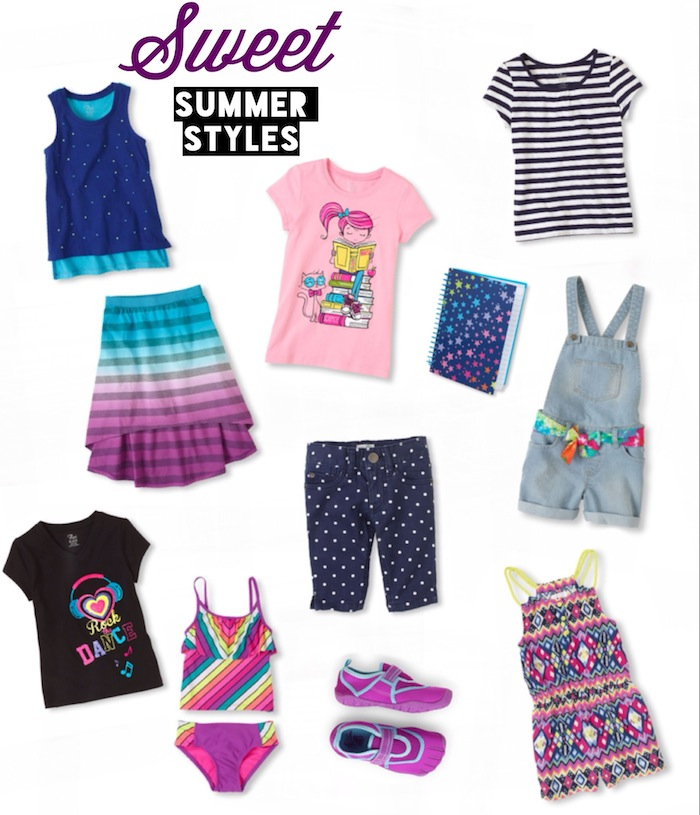 Affordable summer clothes for kids!