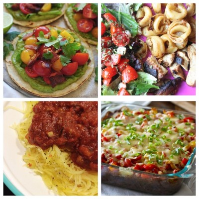 Weekly Meal Plan: May 19-25