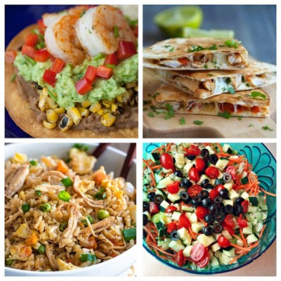 Simple Summer Meal Ideas