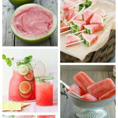 11 Genius Ways to Enjoy Watermelon