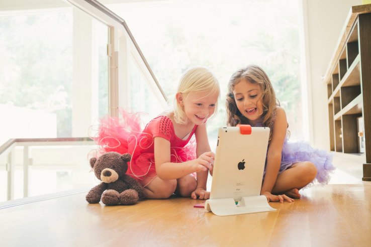 Osmo - a new way for kids to connect with technology