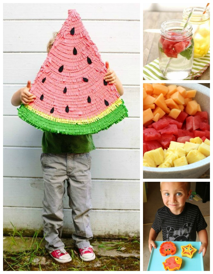 Great ways to celebrate summer with watermelon!