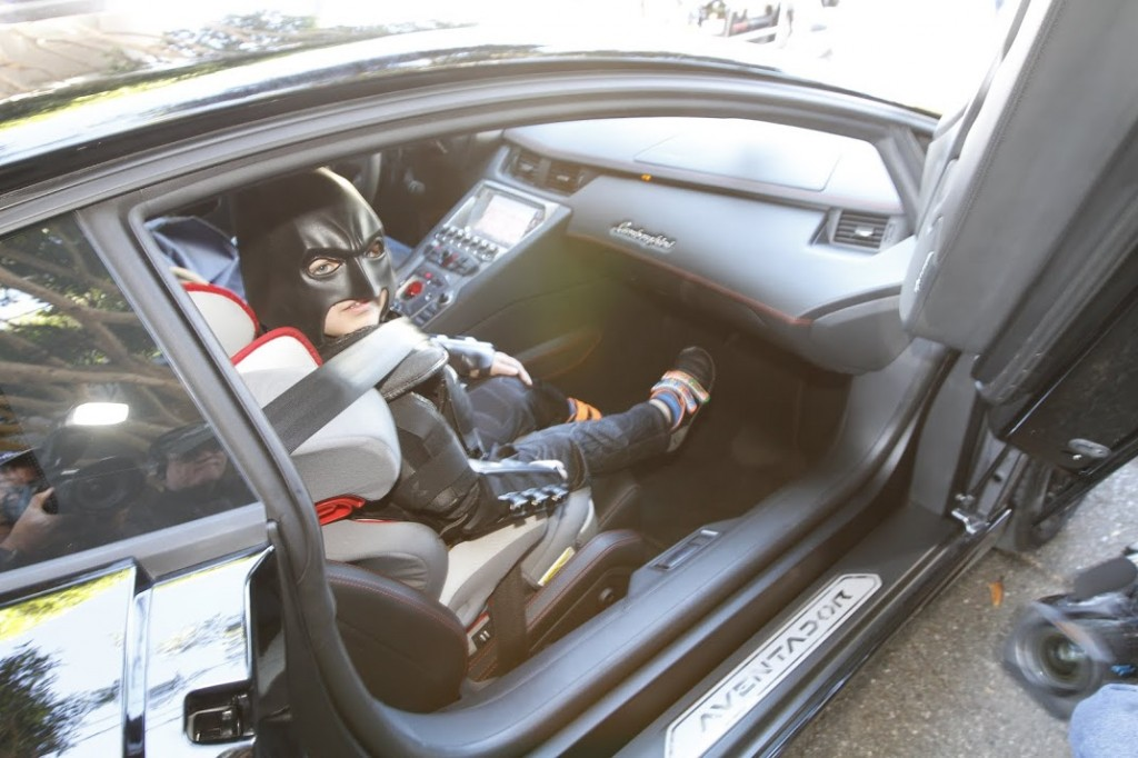 Batkid Saves the Day!