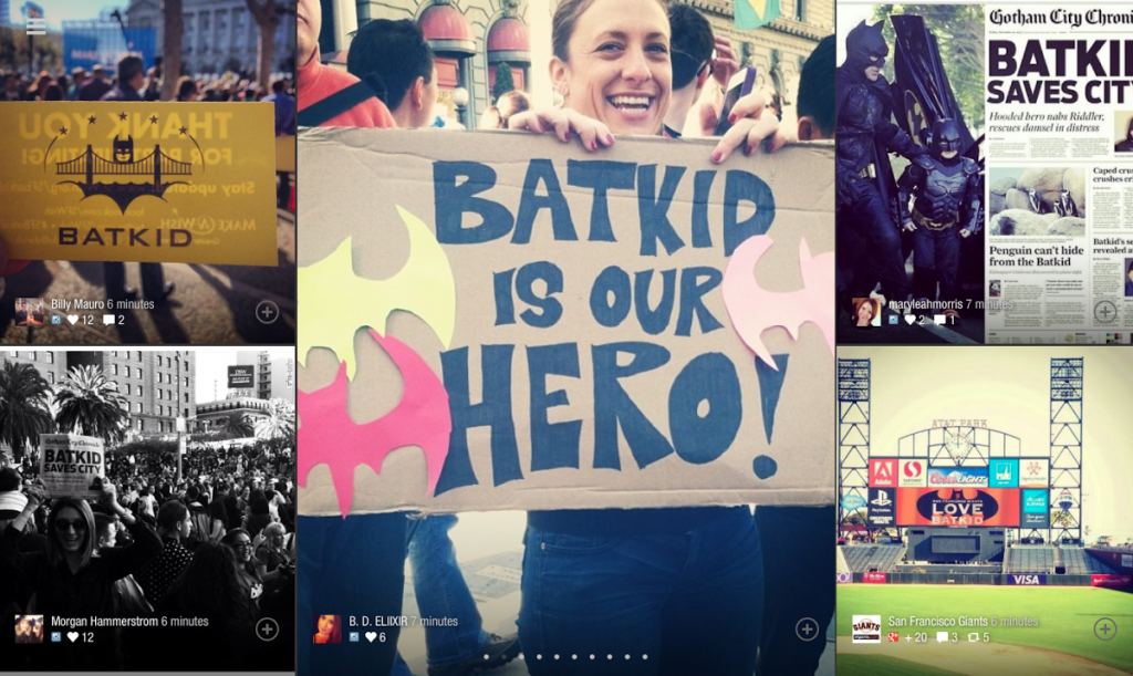 The Batkid Flipboard Magazine