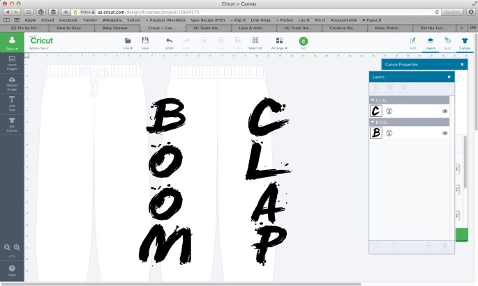importing fonts into Cricut Explore is super simple