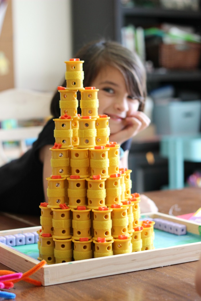 GoldieBlox Tinker Cake