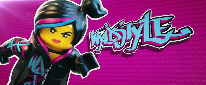 The Easiest (WyldStyle) Wildstyle Lego Movie Costume Ever! -